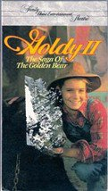 Goldy II The Saga of the Golden Bear (VHS Movie) 1986