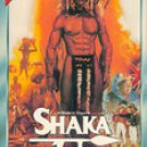 Shaka Zulu: A True Story (VHS Movie 1987)