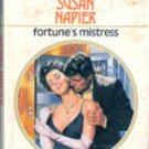 Fortune's Mistress by Susan Napier (Harlequin No. 1332)