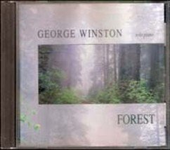 Forest by George Winston (Music CD)
