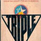 Triple by Ken Follett, First Signet Paperback Edition, 1980
