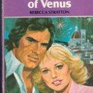 The Tears of Venus by Rebecca Stratton (1979 Harlequin Romance)