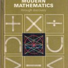 Modern Mathematics through Discovery, Math Textbook