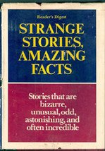 Strange Stories Amazing Facts, Readers Digest
