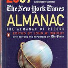 2007 New York Times Almanac: The Almanac of Records edited by John W Wright