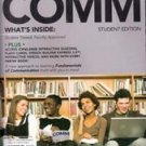 Comm Student Edition & Web tutor Blackboard