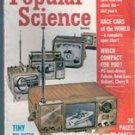 Popular Science Magazine, February 1965