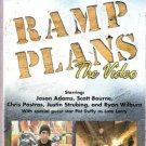 Thrasher presents Ramp Plans the Video (VHS) Skateboard Ramp Plans