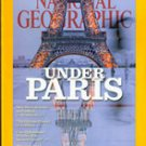 National Geographic, February  2011 (Under Paris)