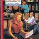 The Secret of The Scarlet Hand by Carolyn Keene (Nancy Drew  124)