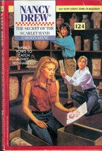 The Secret of The Scarlet Hand by Carolyn Keene (Nancy Drew  124)