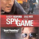 Spy Game (VHS Movie) Robert Redford, Brad Pitt