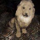 Majestic Lion Sculpture (Astrology Leo Totem)