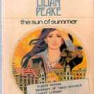 The Sun of Summer by Lilian Peake (Harlequin Romance)