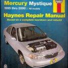 Haynes Ford Contour & Mercury Mystique, Repair Manual 1995-2000