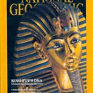 National Geographic, September  2010 (King Tut's DNA, Unlocking family secrets)