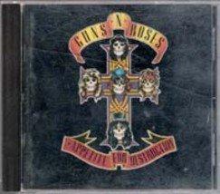 Appetite for Destruction by Guns N Roses (Music CD)