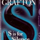 S is for Silence by Sue Grafton (Kinsey Millhone Mysteries)