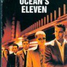 Oceans Eleven (George Clooney, Matt Damon, Brad Pitt , VHS Movie)