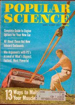 Popular Science Magazine, June 1962