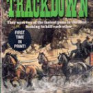 Trackdown by Robert Bell (First Time In Print, 1989, Paperback)