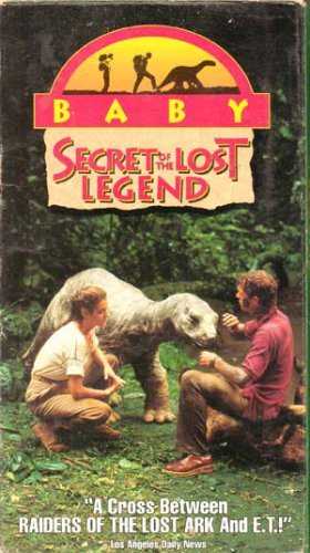 Baby secret of the Lost  Legend (VHS Movie)