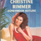 Honeymoon Hotline (That Special Woman) by Christine Rimmer