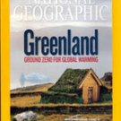 National Geographic, June 2010 (Greenland: Ground Zero for Global Warming)