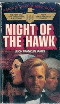 Night of The Hawk by Leigh Franklin James