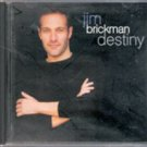 Destiny by Jim Brickman (Music Audio CD) Piano- New Age