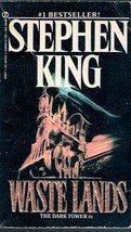 The Wastelands by Stephen King (Dark Tower Series, Book 3)