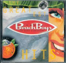 The Beach Boys Greatest Hits, Vol.1 (20 Good Vibrations) Music CD