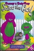 Barney & Baby Bop: Follow that Cat by Stephen White