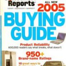 Consumer Reports 2005 Buying Guide