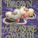 A Treasure Worth Seeking by Sandra Brown, 1992