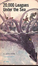 20,000 Leagues Under the Sea by Jules Verne ( Paperback.)