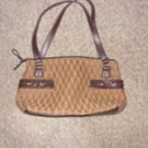 Natural Tan/Brown Vintage Ladies Handbag by Relic