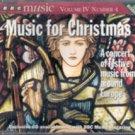 BBC Music Vol. IV, No. 4 (Music for Christmas) MUSIC CD