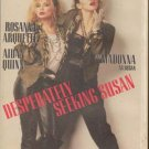 Desperately Seeking Susan, 1985 Original release VHS Madonna