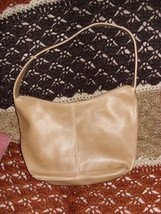 Goldenrod Yellow Leather Purse by Cherokee