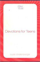 The One Year Devotions for teens by Susie Shellenberger