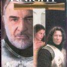 First Knight (VHS Movie) Sean Connery, Richard Gere, Julia Ormond