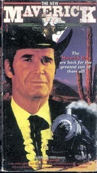 The New Maverick (VHS) James Gardner