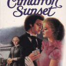 Cimarron Sunset by Peggy Darty, 1985