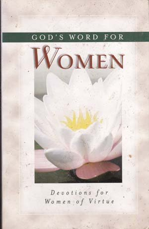 God�s Word For Women Devotional for Women of Virtue