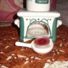 Antique Ceramic Stove Oil Burner Diffuser