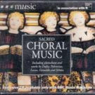 Sacred Choral Music , BBC Music Special Edition ( MUSIC CD)