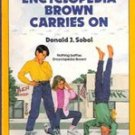 Encyclopedia Brown Carries On by Donald J Sobol, 1982