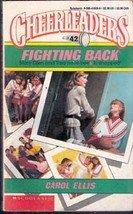 Cheerleaders: Fighting Back by Carol Ellis (Book #42)