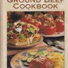 Ground Beef Cookbook (Taste of Home) hardback 1999